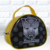 Maletinha  personalizada  tema Transformers