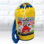 Mochilinha Esportiva tema Angry Birds