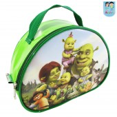Maleta Oval  tema Shrek