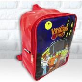Mochila G personalizada tema Scooby doo