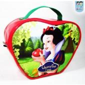Bolsa maçã branca de neve