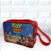 Bolsinha Retangular do Toy Story alça 50cm - Bolsas Ronadany