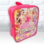 Mochila G Tema Barbie Portal Secreto