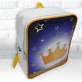 Mochila G personalizada tema Coroa