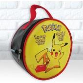 Bolsinha redonda tema Pokémon