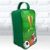 Bolsinha Personalizada Porta Chuteira Tema Esportes