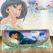 Carteirinha Personalizada tema Jasmine