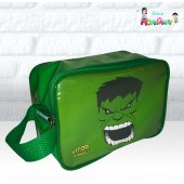 Bolsinha  Alça curta Hulk