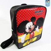 mochila g Quadrada Mickey