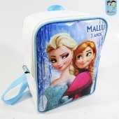 Mochila G  personalizada tema Frozen