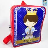 mochila g Quadrada pequeno príncipe cute