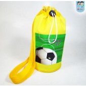 Mochilinha Esportiva tema futebol
