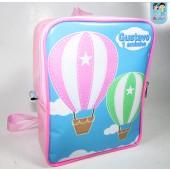 mochila g Quadrada balão