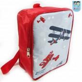 Mochila G  Personalizada Tema avião