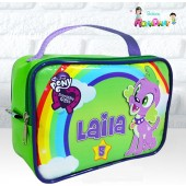 Maletinha Retangular Tema My Little Pony