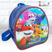Mochilinha Infantil P Super Wings